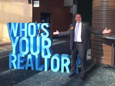 Blaine Morris Realtor with Pacific Union